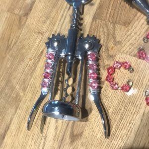 Kitchen - Wine accessories set